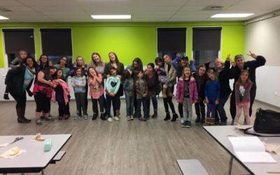 Smart Girls Befriend Women at Boise State