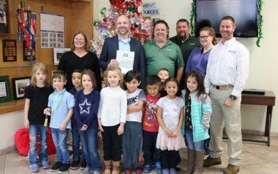 TruGreen Employees Raise $2,500 for Kids!